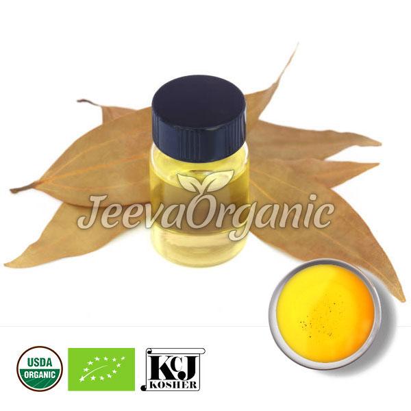 Organic Bay Leaf Oil