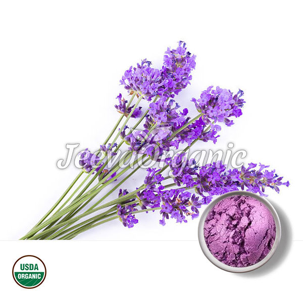 Organic Lavender Powder