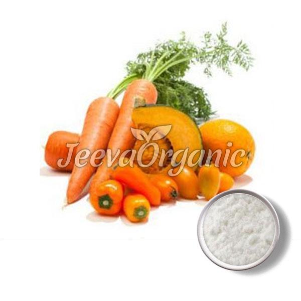 Vitamin A (Beta carotene)