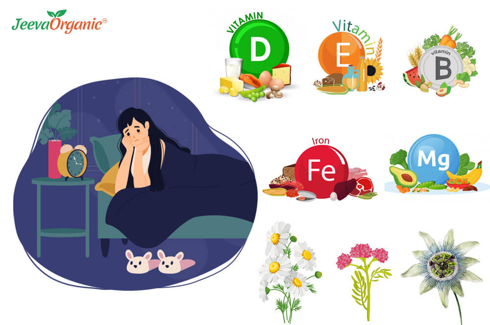 vitamins for insomnia